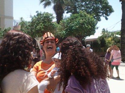 יום הצחוק הבינלאומי סוזן דלל